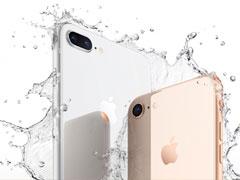 iPhone8防水能力怎么样?iPhone8什么情况下防不住水