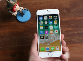 iPhone8电量百分比怎么设置?