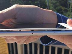 iPhone8十连裂!苹果官方这样回应