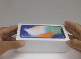 iPhoneX开箱图赏全球首发:这颜值你可喜欢?