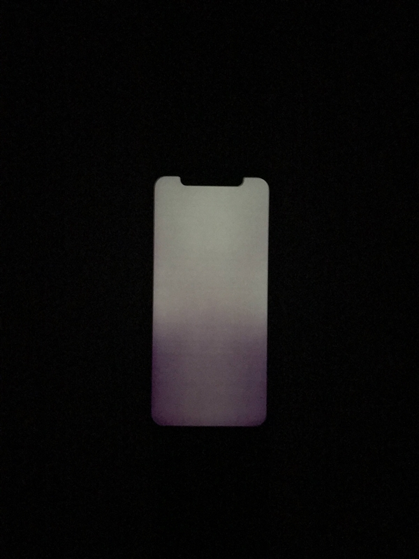 为什么iPhone X会出现阴阳屏