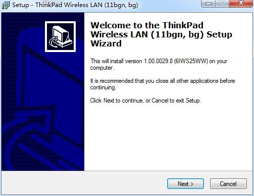 ThinkPad E40无线网卡驱动
