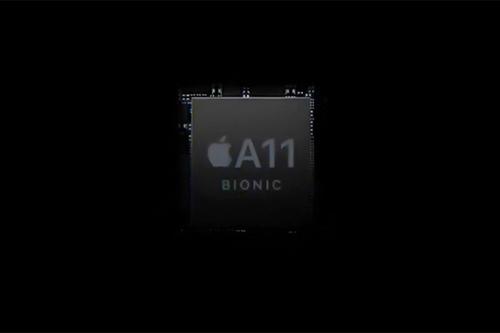 A11 Bionic处理器