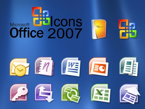 微软 Office 2007 SP1完美者精简安装版(office2007)