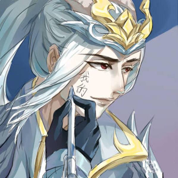 王者荣耀情侣头像