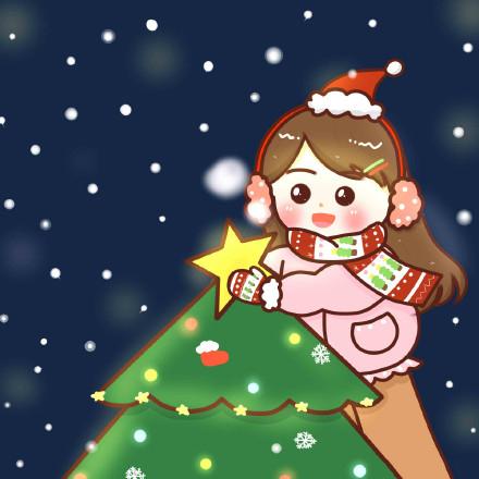 圣诞节头像