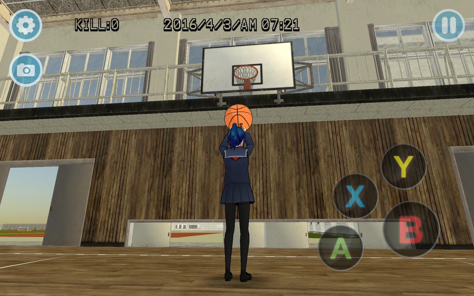 高校模拟少女