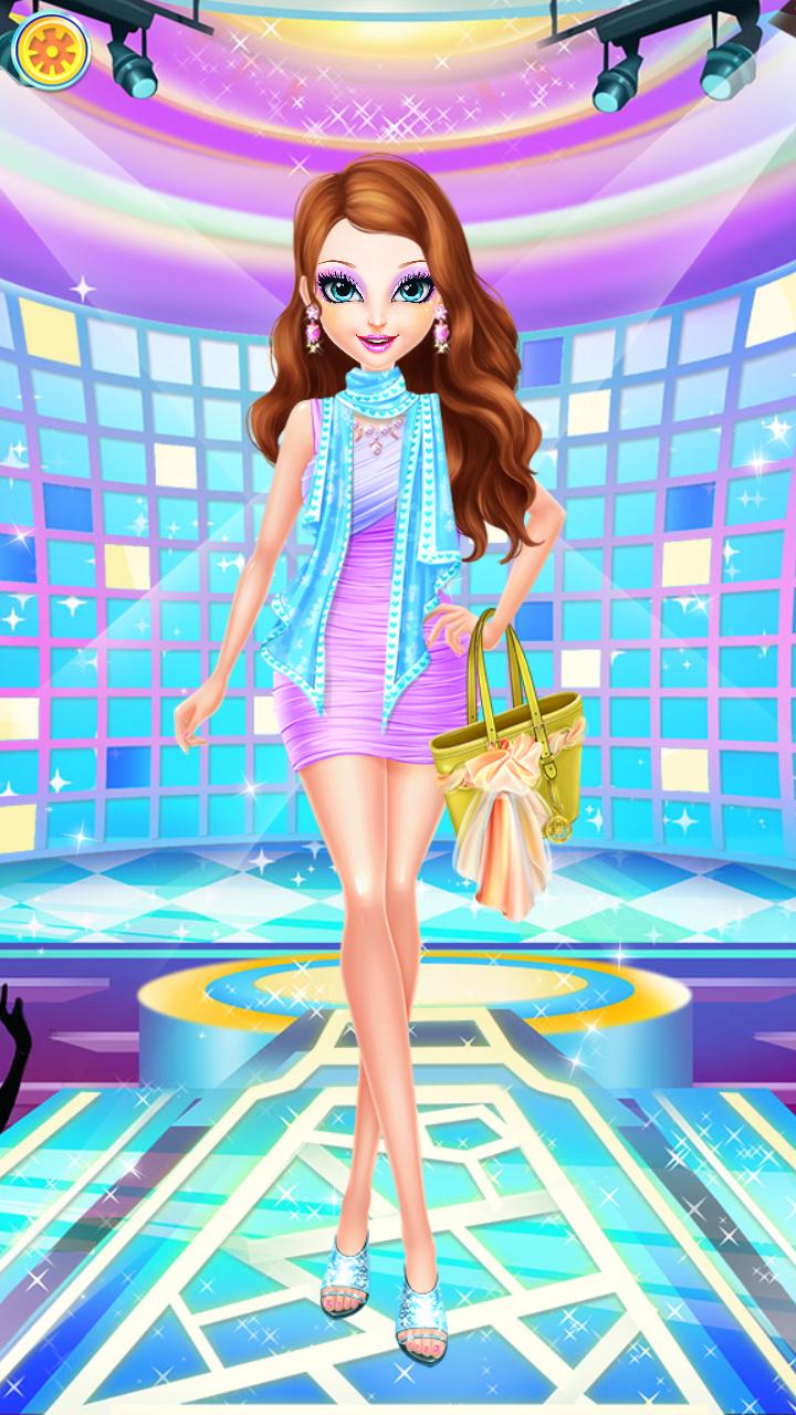 时尚芭比公主换装游戏