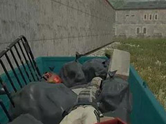 绝地求生最难求生技能:翻垃圾桶隐身