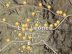 绝地求生沙漠地图中有哪些好的资源点?沙漠地图资源点推荐