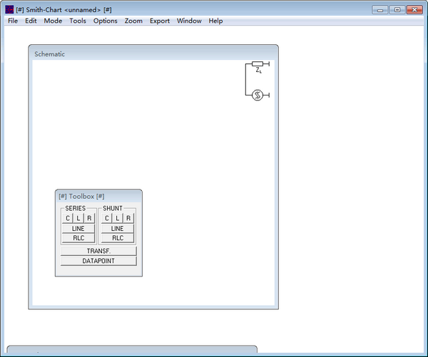 smith圆图阻抗匹配计算软件