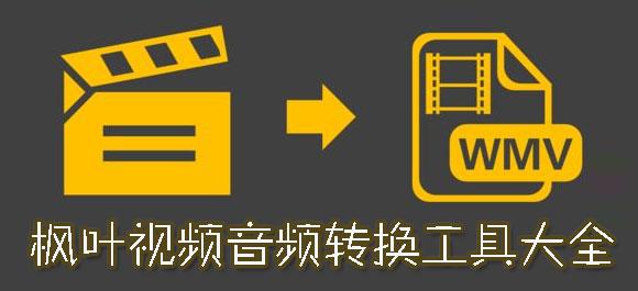 枫叶视频音频格式转换工具有哪些?枫叶视频格式转换工具大全