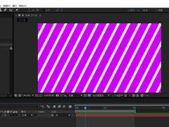 AE视频怎么自定义转场?AE自定义转场效果教程
