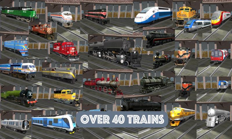 火车模拟专业版