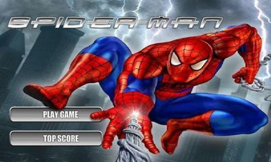 攀爬蜘蛛侠 Spiderman Climbing