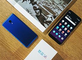 魅蓝S6黑色版和蓝色版哪个好看?真机图赏对比