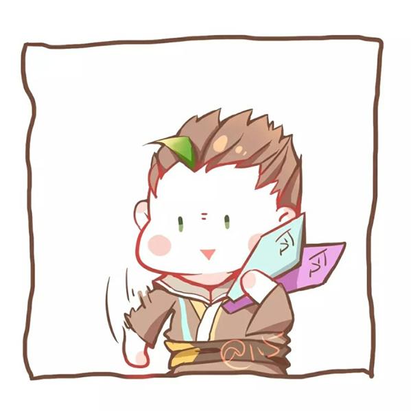 王者荣耀情侣头像:李白扁鹊,周瑜小乔,狄仁杰李元芳