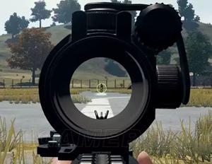 绝地求生刺激战场2倍镜