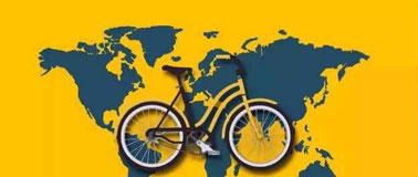 ofo共享单车在哪?怎么查找附近的ofo共享单车?