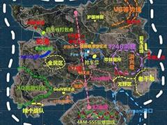 绝地求生搞笑地图是什么意思?绝地求生搞笑地图地名介绍