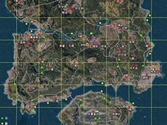 绝地求生地图怎么看?查看绝地求生地图的方法