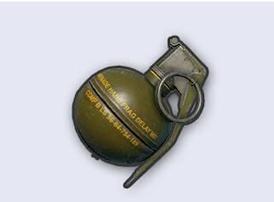 绝地求生刺激战场破片手雷怎么用?