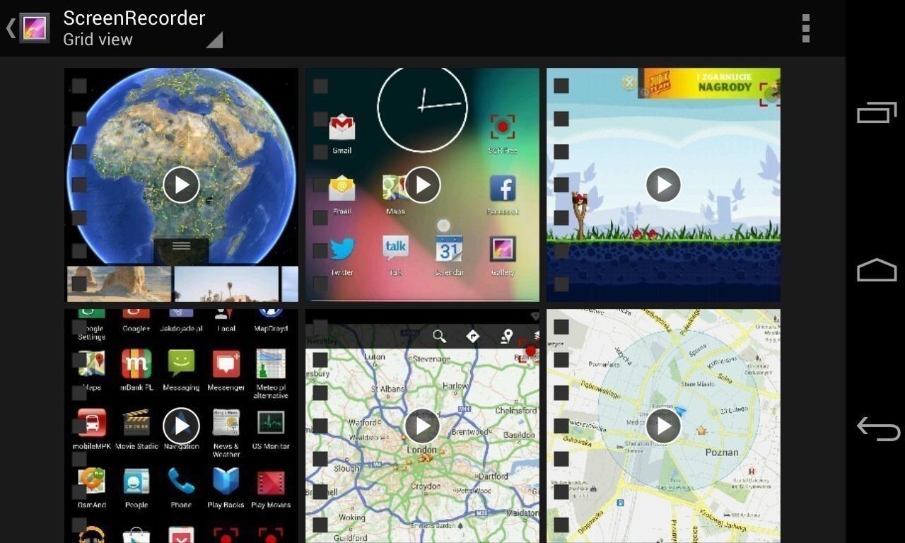 SCR屏幕录像下载 SCR屏幕录像手机版0.14 系统工具 下载之家