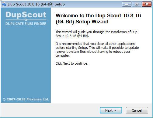 文件清除工具(Dup scout)