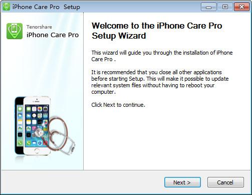 Tenorshare iPhone Care Pro(手机优化工具)