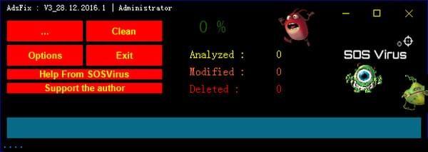 AdsFix(网页病毒查杀软件)