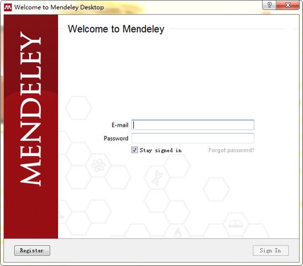 文献管理软件Mendeley