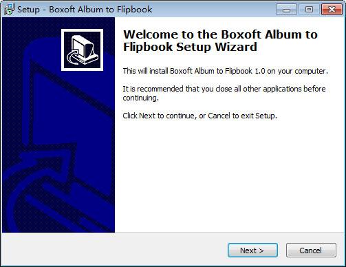 Boxoft Album to Flipbook(电子相册制作软件) V1.0 官方安装版