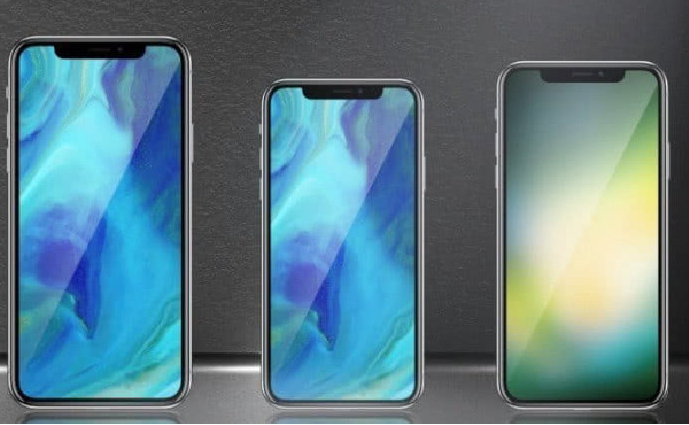 iPhone X曝光机型
