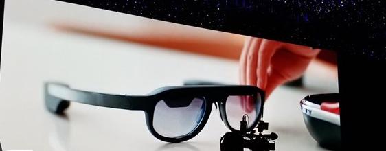 Rokid Glass发布可穿戴AR智能眼镜:墨镜外观,外来感足
