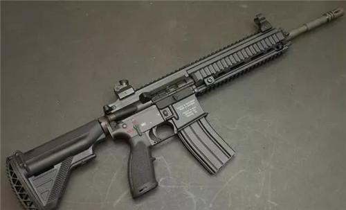刷新率低的五把枪