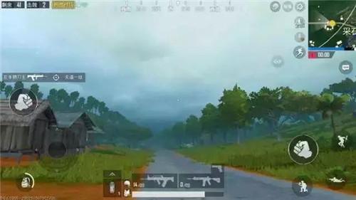 绝地求生刺激战场雨林地图怎么玩?