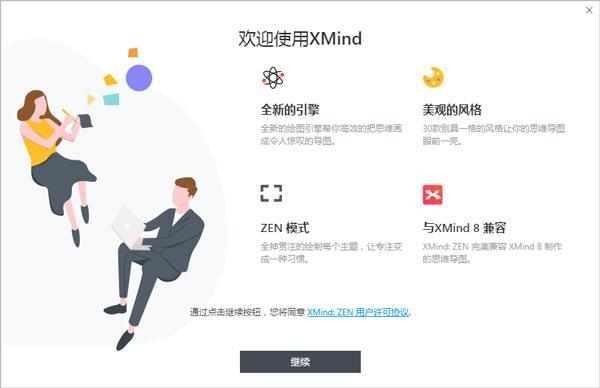 XMind ZEN(高效思维导图软件)