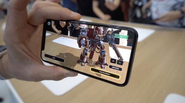 AR技术为苹果带来80 亿美元的收入