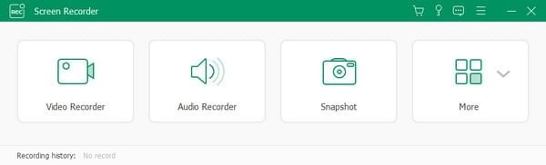 Apeaksoft Screen Recorder(屏幕錄像軟件)