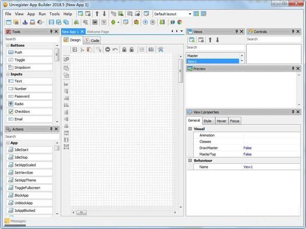 web可视化开发工具