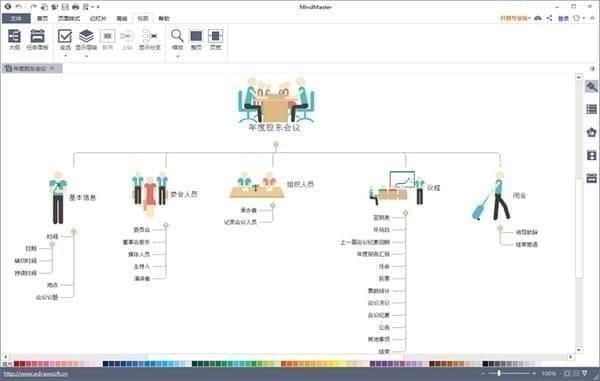 亿图思维导图软件MindMaster