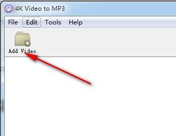 4K视频转MP3工具