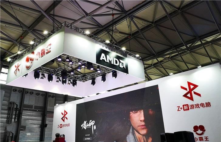 ChinaJoy:小霸王Z+新游戏电脑现场体验,能让情怀变成购买力吗?