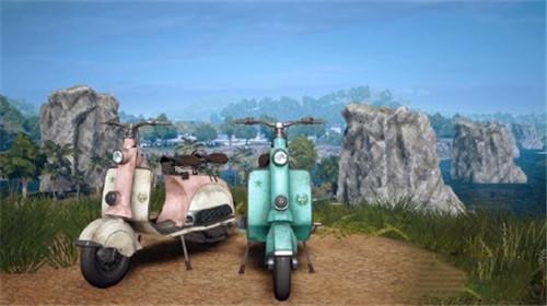 刺激战场小型摩托车在哪里刷新?小型摩托车属性介绍