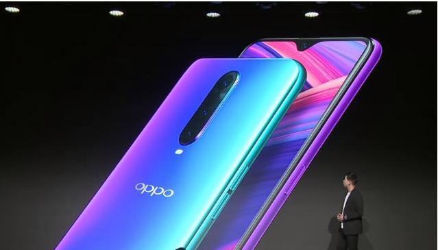 3199元起!OPPO R17系列手机发布,水滴屏设计