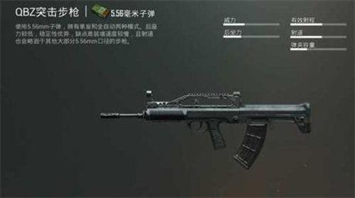 三大地图刷新率最高的步枪