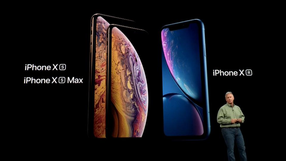 """新一代iPhone发布:三款新机、512GB高配""""最贵iPhone"""""""