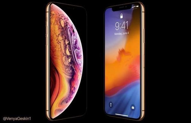 新款iPhone XS Max手机
