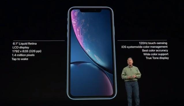 iPhone XR手机