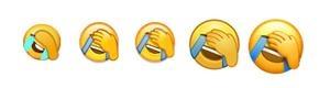 """微信""""捂脸""""表情被抢注:它的原型是周星驰!腾讯作出回应"""